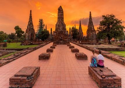 THAILAND TRAVEL (BANGKOK - PATTAYA - AYUTTHAYA)